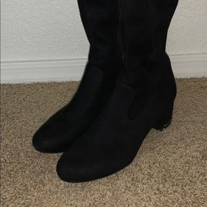 Woman's Michael Kors Thigh High Boots